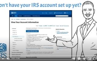 IRS account
